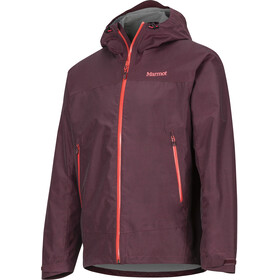 Marmot Eclipse Jacket Men burgundy